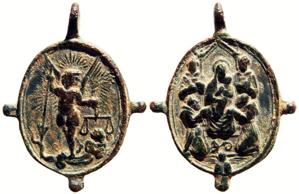 San Miguel Arcángel / Madonna Dei Monti - s. XVII 4_48_310