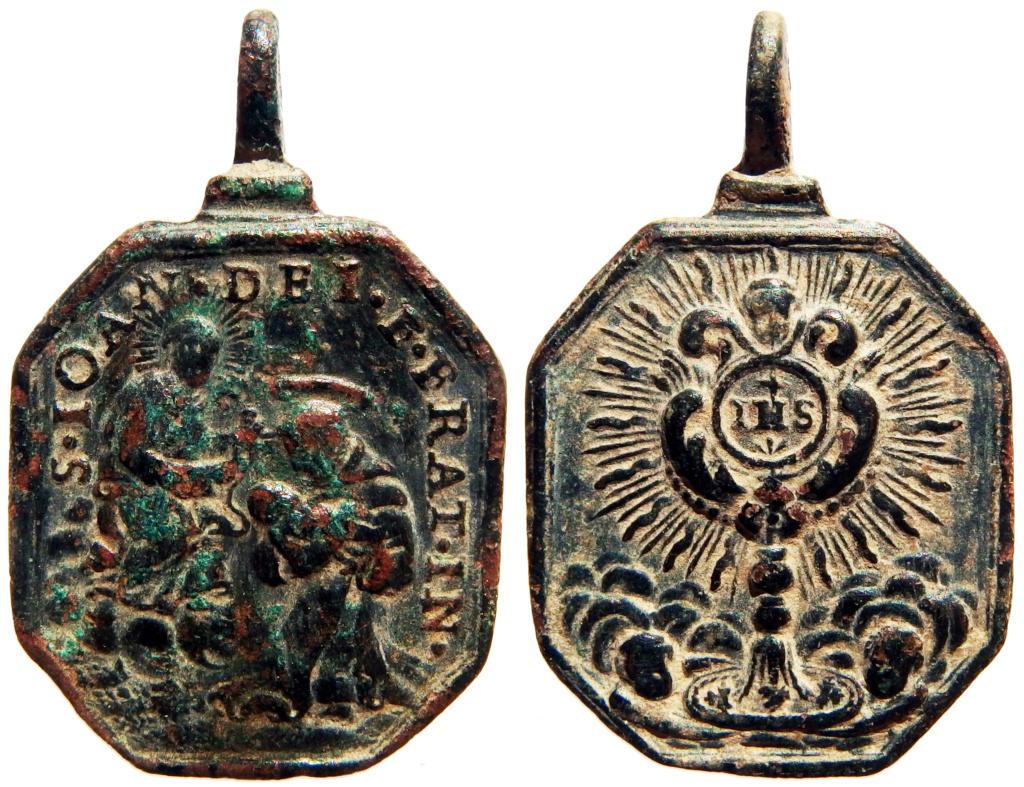 San Juan de Dios / Santísimo Sacramento - s. XVII. 6_60_310