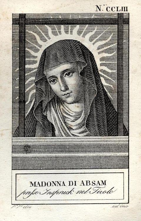 Virgen de Absam / Inscripción - s. XVIII (R.M. SXVIII-O474) (AM) Absam11