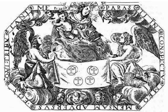 Virgen del Pilar / Corporales de Daroca - (R.M. SXVIII-C183) Corpor10