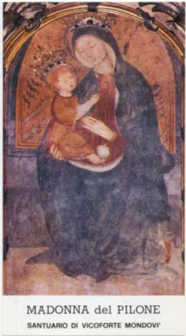 Virgen de Mondovi / San Juan Bautista - s. XVII Images10