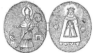 Santo a identificar / Notre-Dame de Liesse - MR749 Liesse12