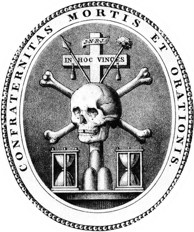 San Miguel Arcángel / Archicofradía de la Muerte y Oración - 1710  (R.M. SXVIII-C180) Marchi10