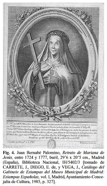 Beata María Ana de Jesús / Santa Bárbara - s. XVIII Mariaa10