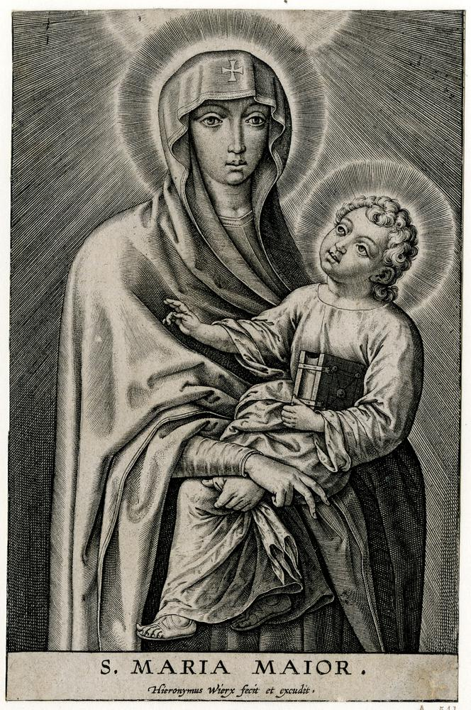 Lux Mundi / Santa María la Mayor - s. XVII (R.M. SXVII-O560) Mid_0010