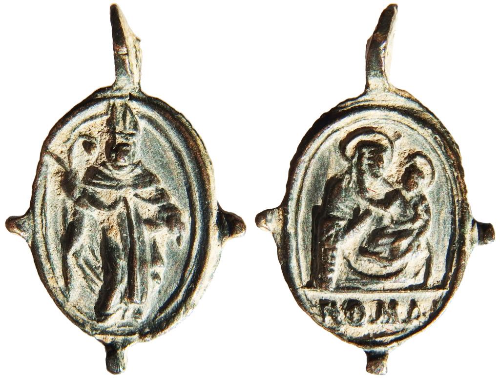San Agustín de Hipona / Santa María del Popolo - s. XVII P1160034
