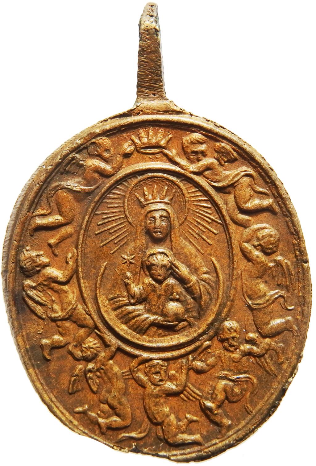 San Felipe Neri / Coronación Madonna della Vallicella - s. XVIII P3040011