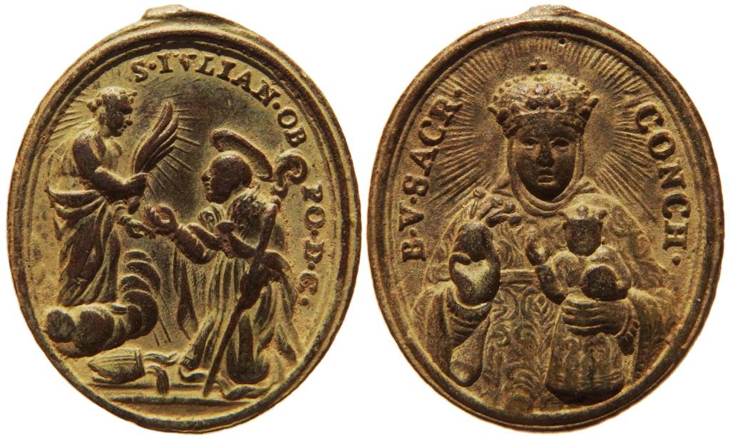 San Julián de Cuenca / Virgen del Sagrario de Cuenca (R.M. SXVIII-O454) (AM) P3140210