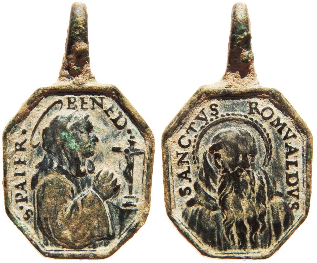 San Benito / San Romualdo - s. XVIII P3170010
