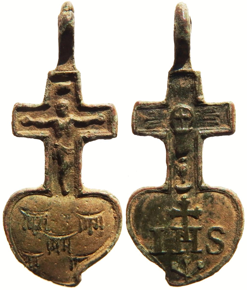 Crucifixión - Las Cinco Llagas / Santísimo Sacramento - IHS - MR(449)(R.M. SXVII-Ot75) P3250114