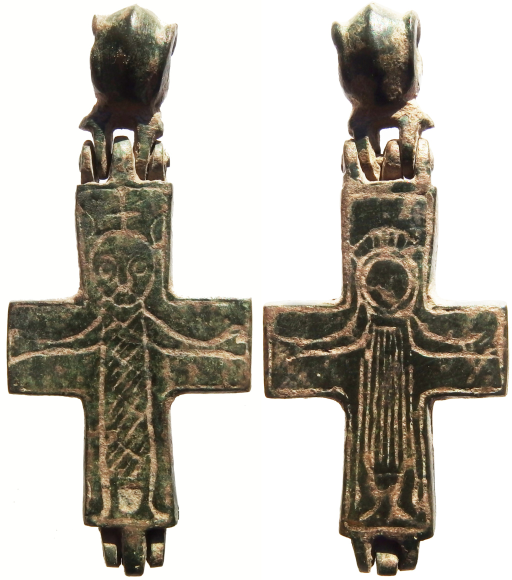 Cruz Enkolpio bizantino P3250115