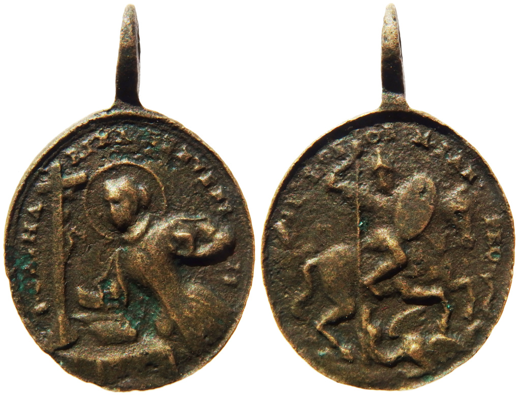 Santa Catalina de Genova / San Jorge  S. XVIII P3260210