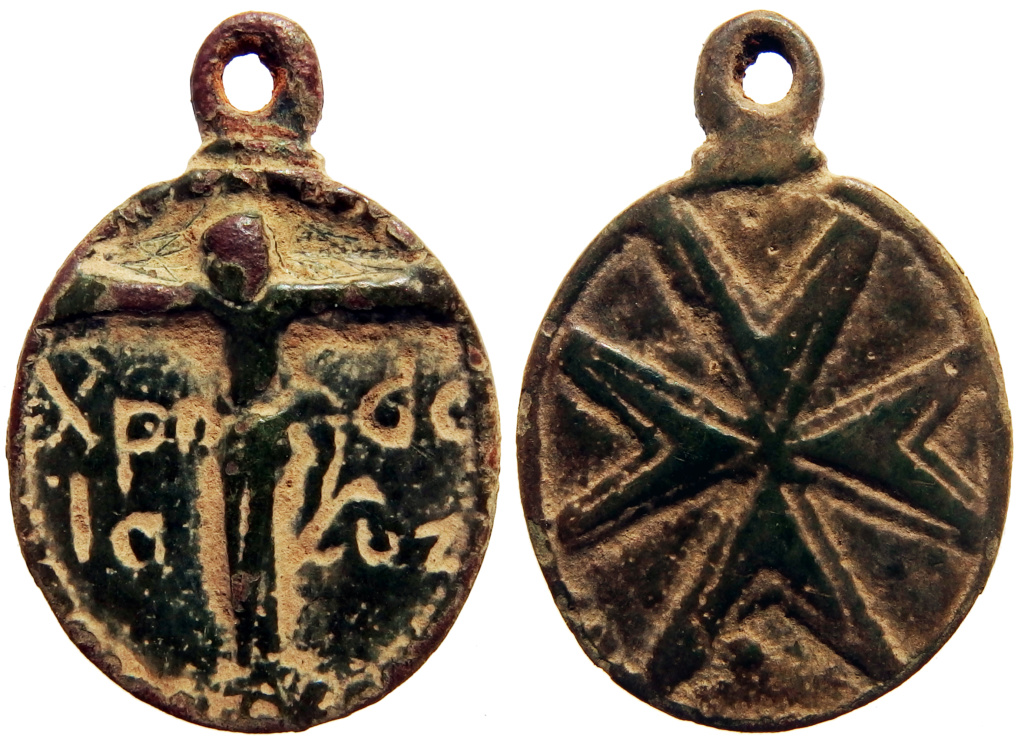 Cristo de la Luz / Cruz de Malta - s. XVII P4240013
