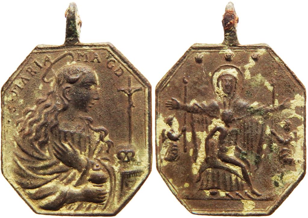 Santa María Magdalena / Piedad - s. XVIII P5040511