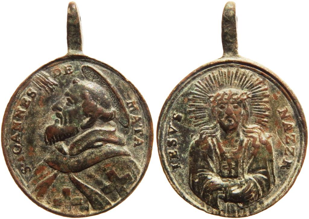 San Juan de Mata / Jesús Nazareno (Cristo del Rescate) - s. XVIII P5140411