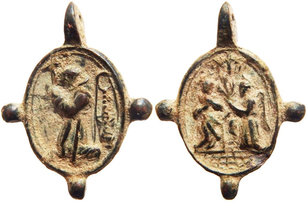 San Juan de Dios / Anunciación - s. XVII P5140429