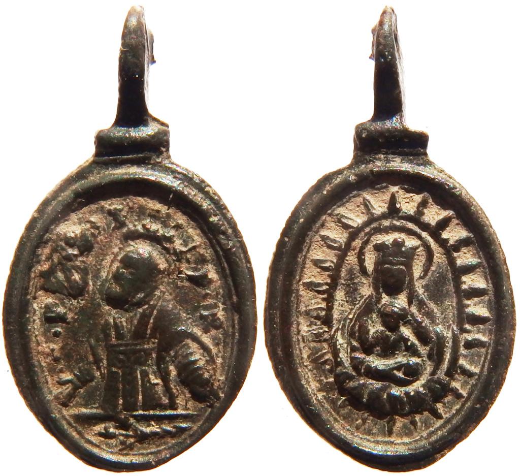 San Felipe Neri / Madonna della Vallicella - s. XVII P5140511