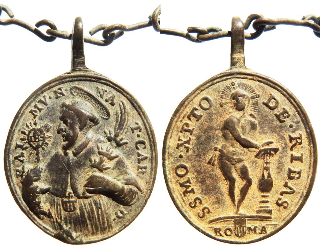 San Ramón Nonato / Cristo de Rivas - s. XVIII (Rosario) P8050011