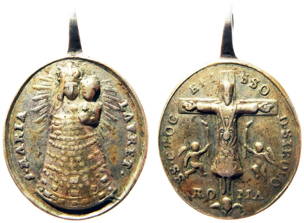 Virgen de Loreto / Cristo de Sirolo - s. XVIII (R.M. SXVIII-O479) P9120113