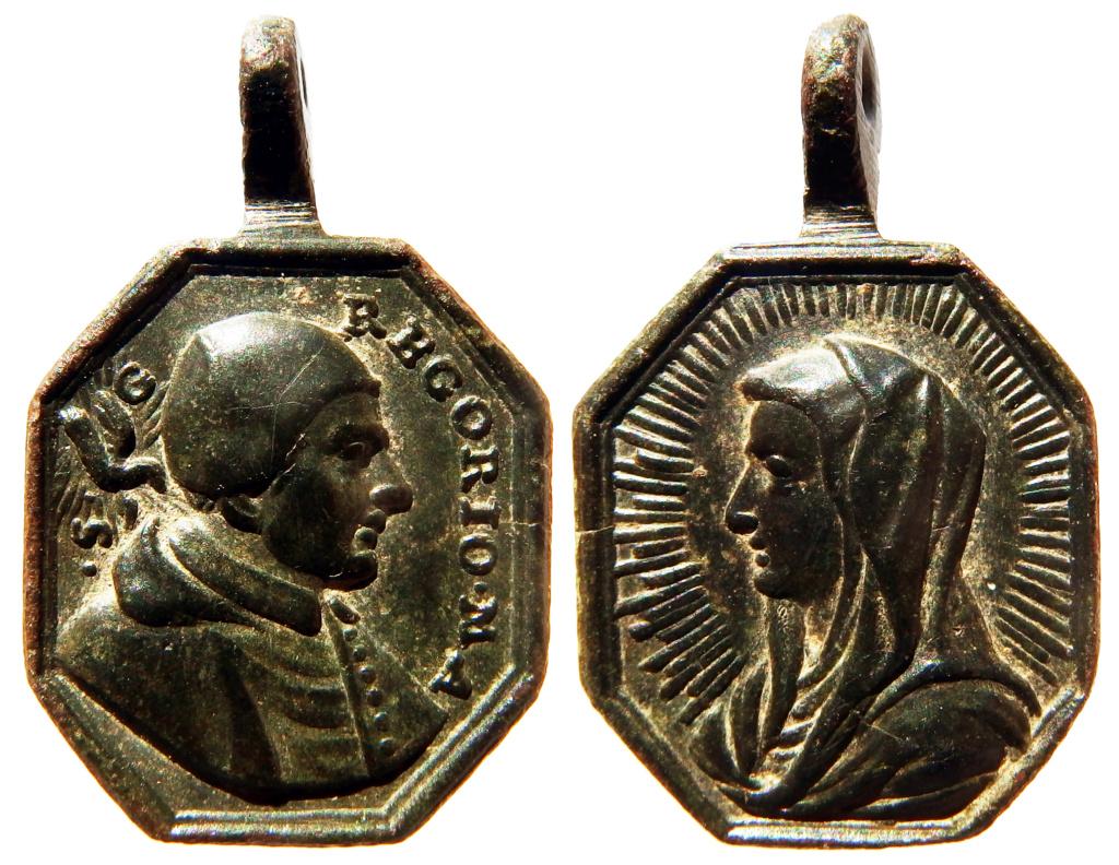San Gregorio Magno / Mater Salvatoris - s. XVIII Pa160011