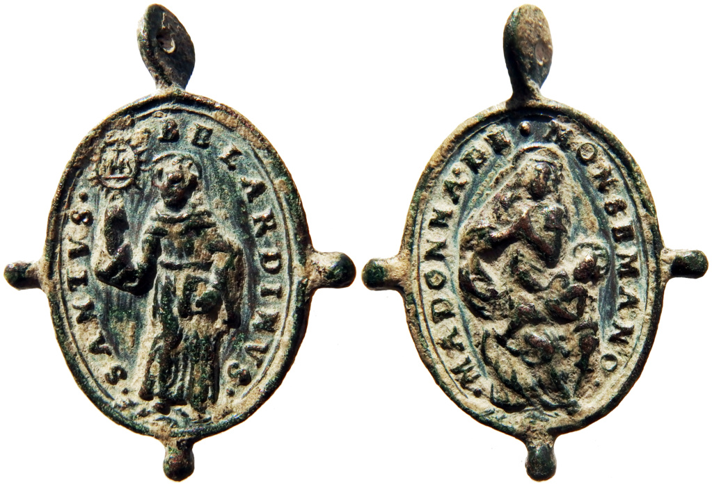 San Bernardino de Siena / Madonna della Fontenova, Monsummano - S. XVII Pc040010