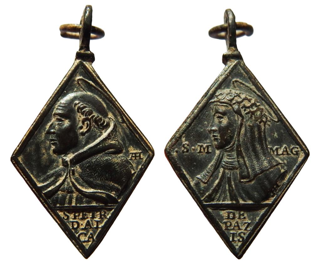 S. Pedro de Alcántara / Santa Maria Magdalena de Pazzi - (HAMERANI) (R.M. SXVII-Ot 89) Pc170010