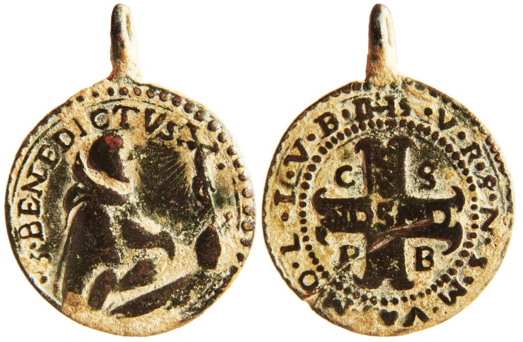 San Benito / Cruz de San Benito - s. XVIII Pc260214