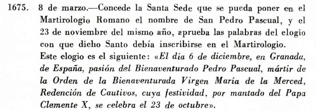 San Pedro Nolasco / San Pedro Pascual - s. XVII Pedro_10