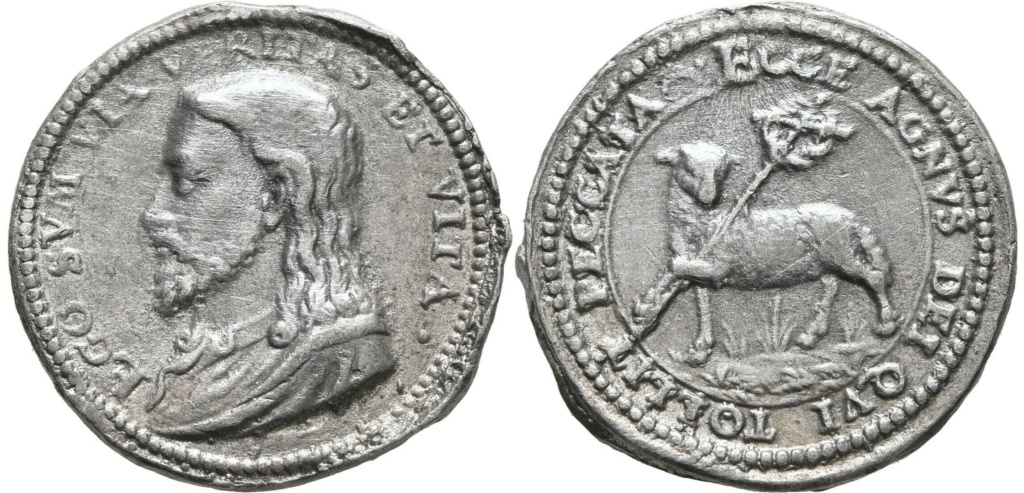 Salvator Mundi / Agnus Dei o Cordero de Dios - S. XVIII? Salvat10