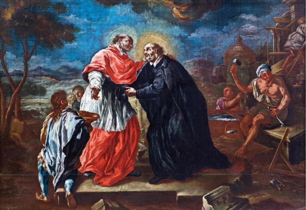 San Carlos Borromeo / San Felipe Neri - s. XVII San_fe10