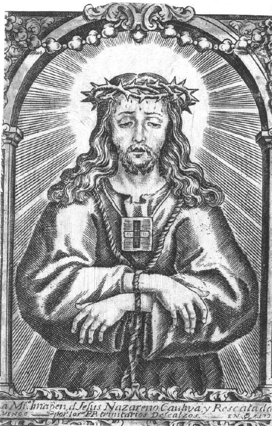 Jesús Nazareno (Cristo del Rescate) / Virgen de Gracia de Granada - s. XVIII Screen10