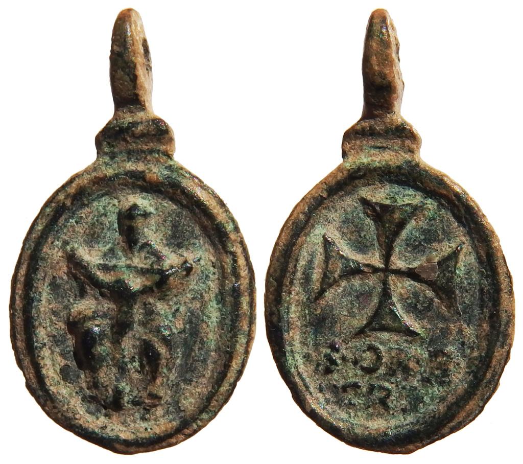 Santísima Trinidad / Cruz de Malta (2866) (R.M. SXVII-O504) Trinid10