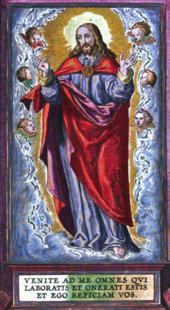 Salvator Mundi / Santísima Trinidad - s. XVII Venite11