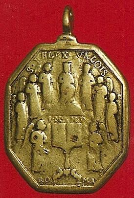 San Juan de Mata / Virgen del Coro-Trinitaria, S. XVIII - MR807  Virgen12