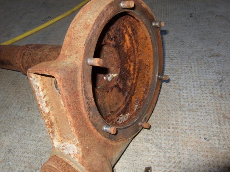 restauration - Restauration Motopompe Bernard de 1969 Dscf7516