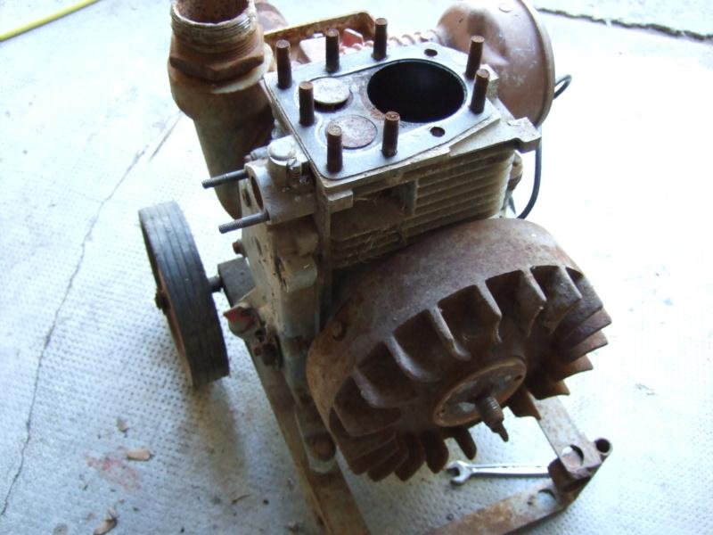 restauration - Restauration Motopompe Bernard de 1969 Dscf7517