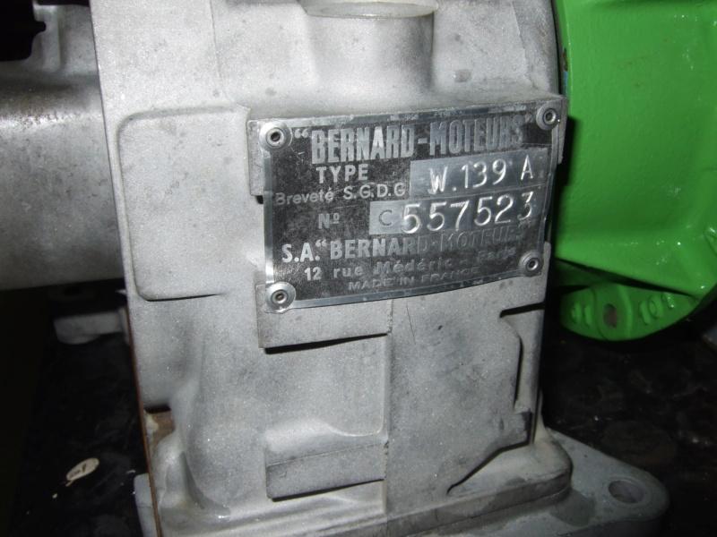 restauration - Restauration Motopompe Bernard de 1969 Dscf7927