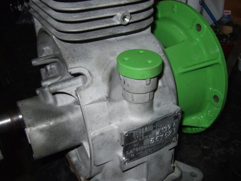 restauration - Restauration Motopompe Bernard de 1969 Dscf7928