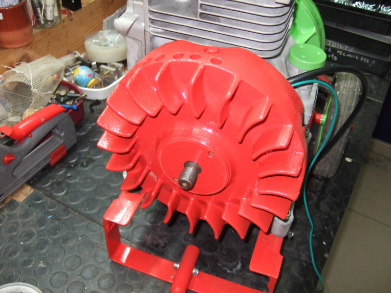 restauration - Restauration Motopompe Bernard de 1969 Dscf8020