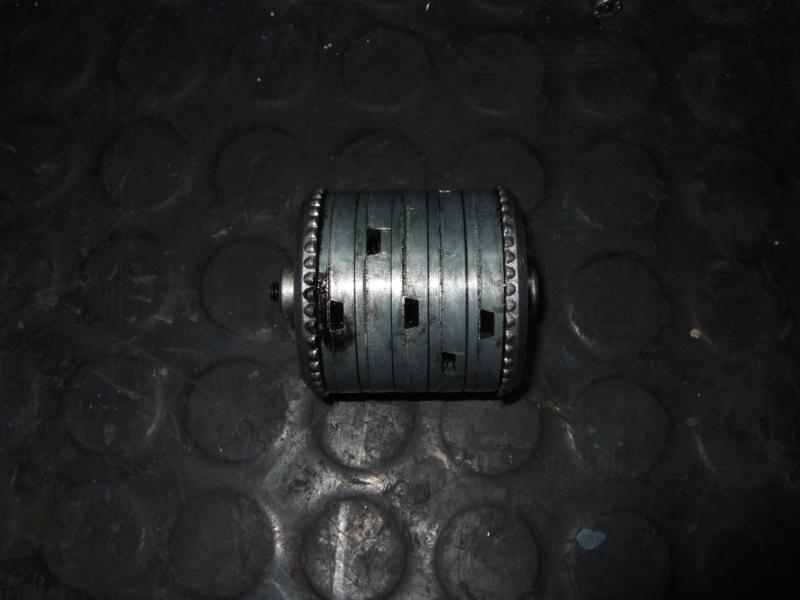 [ Tuto ] Vidange et nettoyage filtre à huile Staub PP4BD Dscf8115
