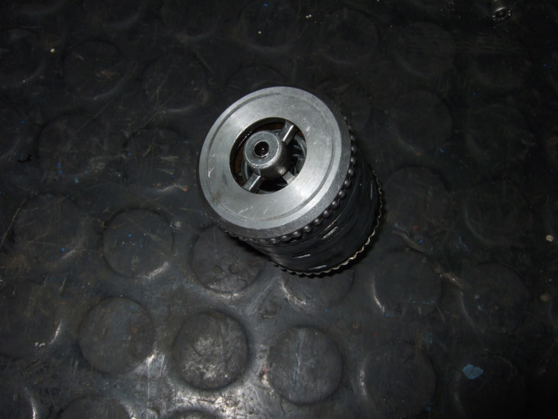 [ Tuto ] Vidange et nettoyage filtre à huile Staub PP4BD Dscf8116
