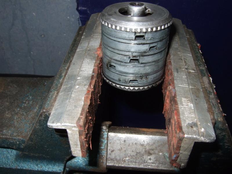 [ Tuto ] Vidange et nettoyage filtre à huile Staub PP4BD Dscf8117