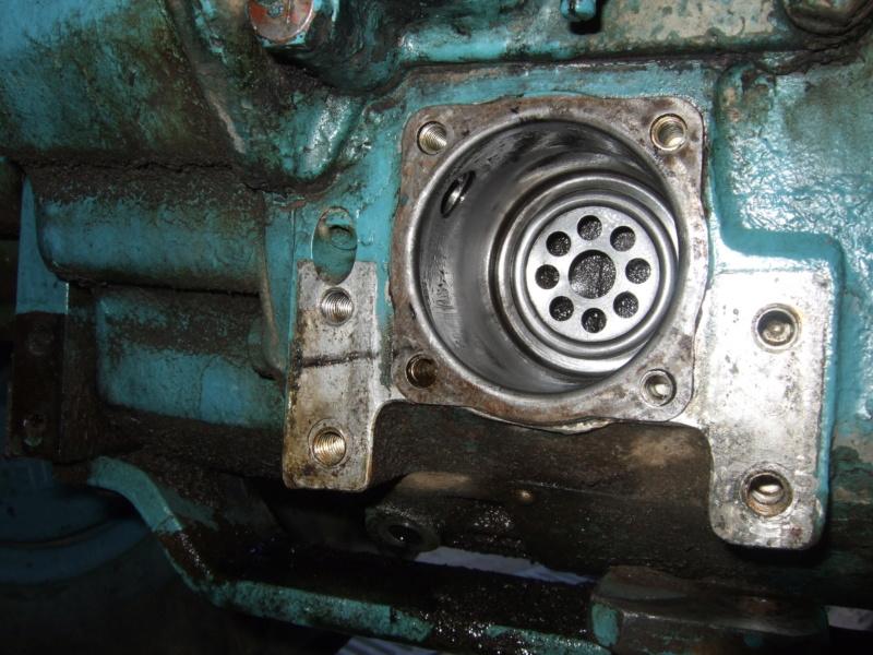 [ Tuto ] Vidange et nettoyage filtre à huile Staub PP4BD Dscf8126