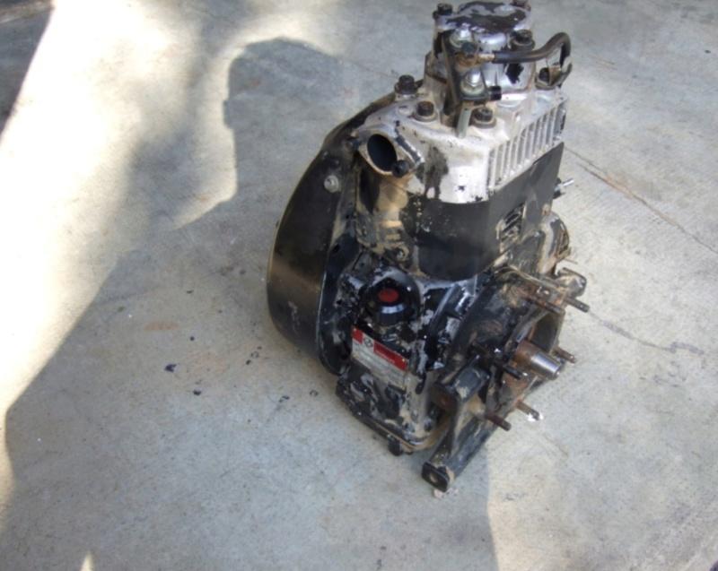 Bernard - moteur Bernard 05 50 diesel Img_0222