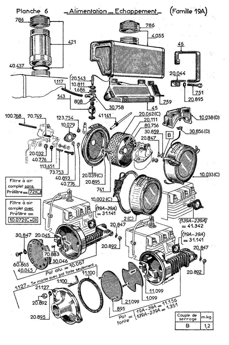 moteur - (Trouvé) boîtier filtre à air moteur Bernard 239 Img_0742
