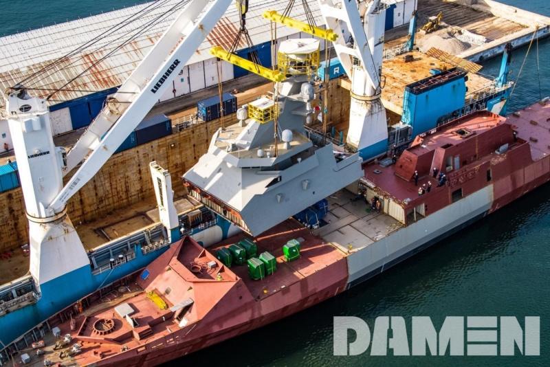 """Construcción de Fragata Proyecto POLA 101 ARM """"REFORMADOR"""" - Página 25 Fragat11"""