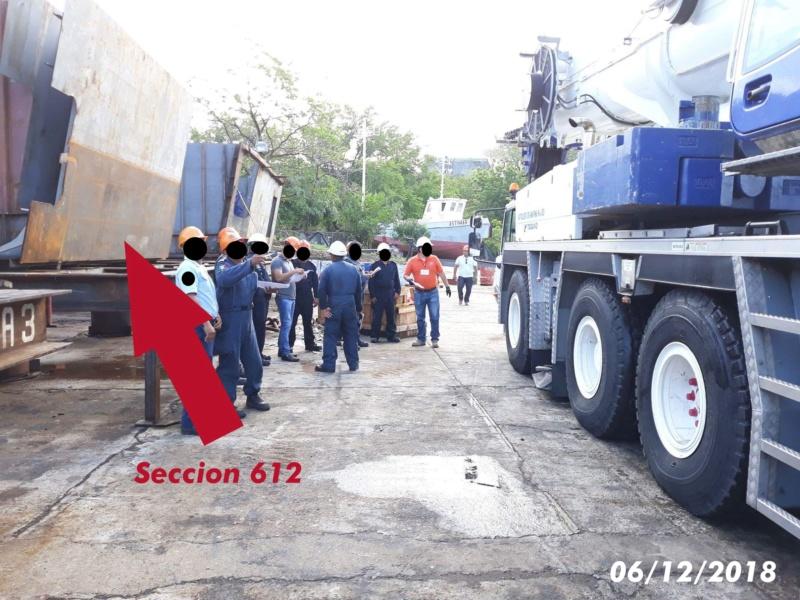 """Construcción de Fragata Proyecto POLA 101 ARM """"REFORMADOR"""" - Página 25 Seccio10"""