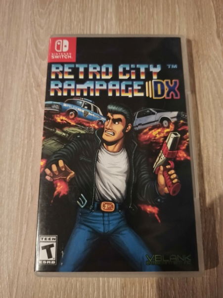 [VDS] Retro City Rampage Switch Img_2052