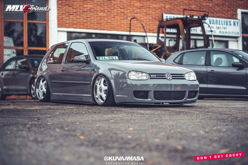 golffari: Bagged Golf mkiv gti -99, Nardo Grey - Sivu 2 45588410