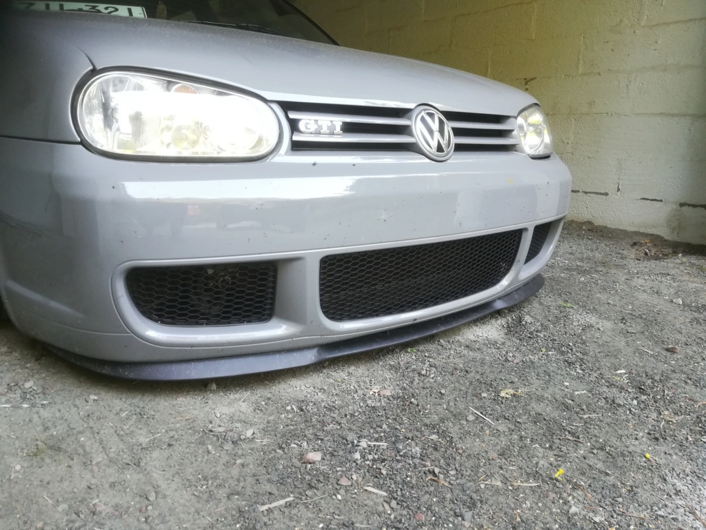 golffari: Bagged Golf mkiv gti -99, Nardo Grey Img_2015
